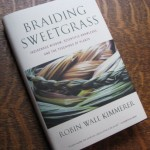 Braiding Sweetgrass, book